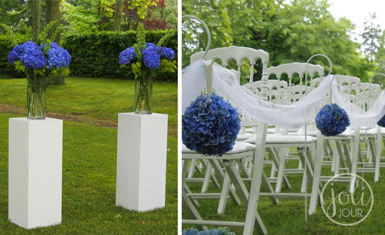 Joli jour allison paul - Deco mariage exterieur ...