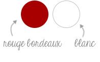 decoration-mariage-rouge-vif-bordeaux
