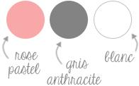 decoration-mariage-tons-rose-pale-gris-anthracite-argente